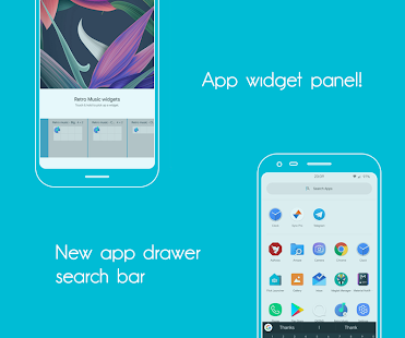 Flick Launcher Screenshot