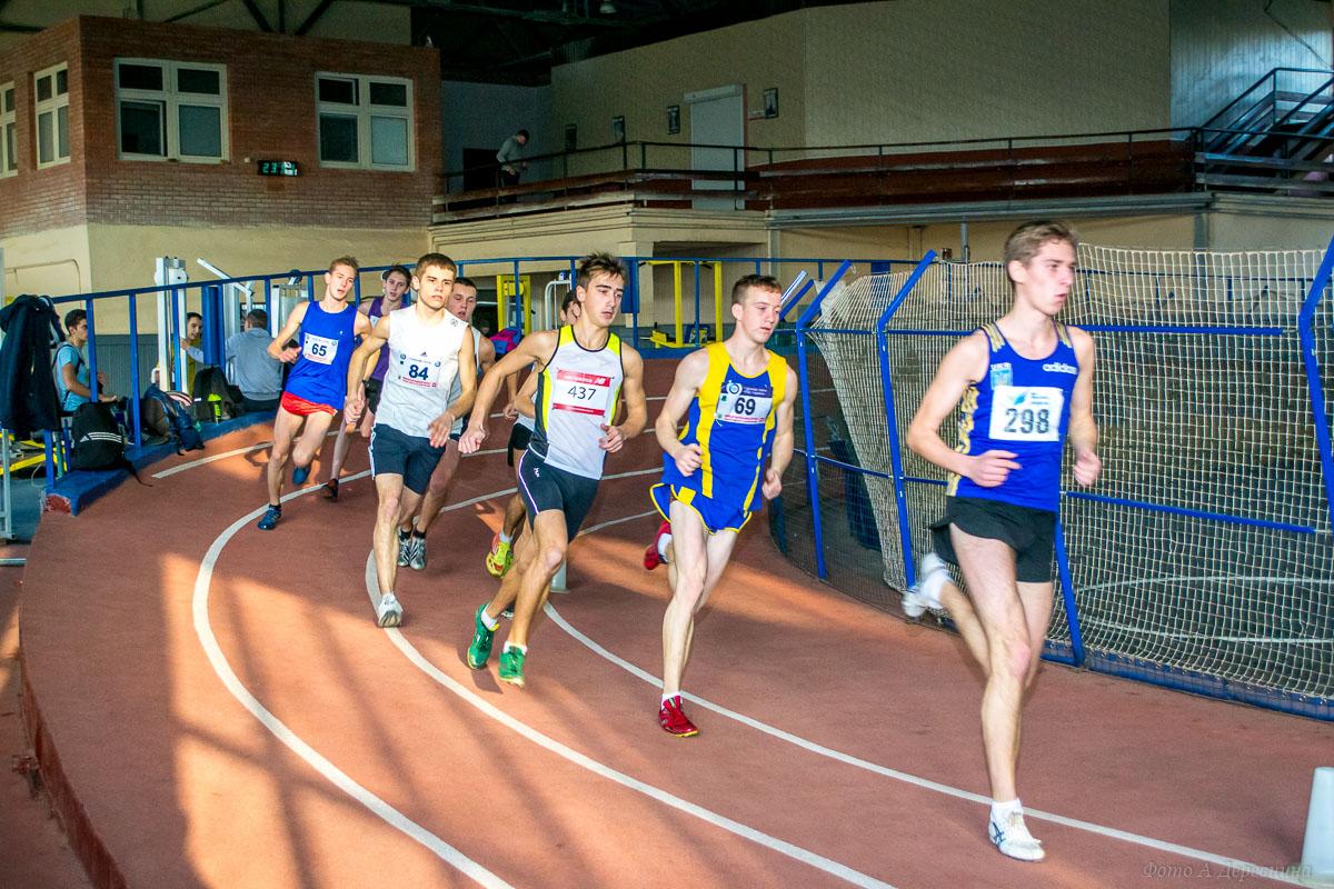 Фотографии. Відкритий чемпіонат області з легкої атлетики у приміщенні серед юнаків та дівчат (2001-2005 р.н.) (V- VІ)