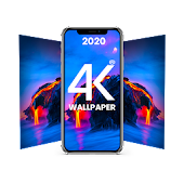 4K Wallpapers Ultimated Pro (High 4K Quality) Icon