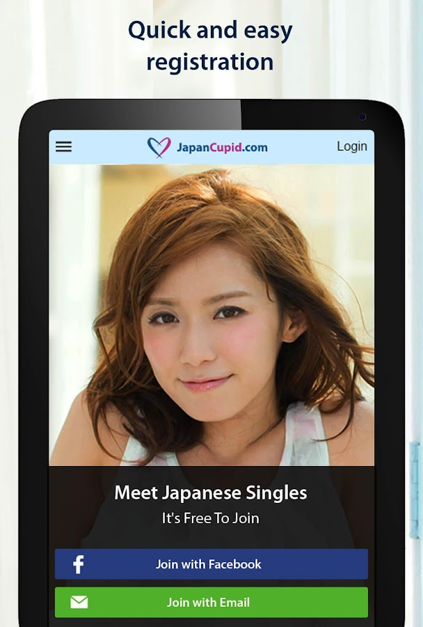 Japan dating online