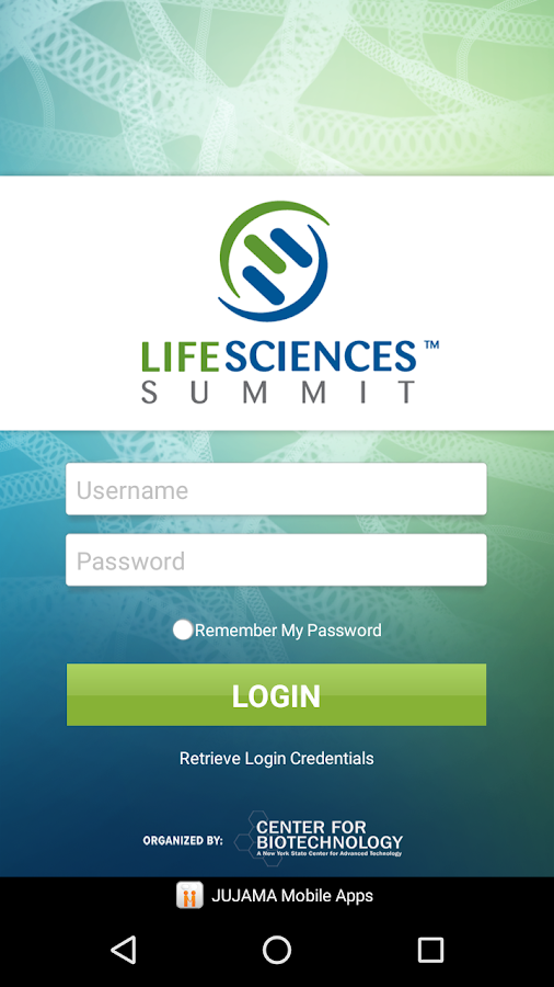 Life Sciences Summit- screenshot