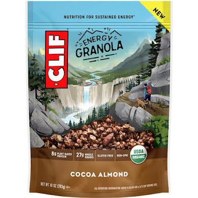 Clif Bar Energy Granola: Cocoa Almond, 10oz Bag