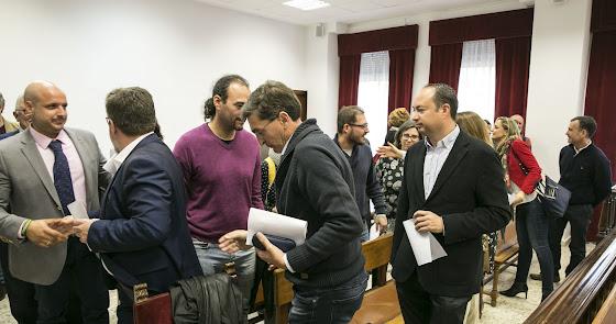PSOE y PP de Almería, a la gresca: no solo hay pelea política en Madrid