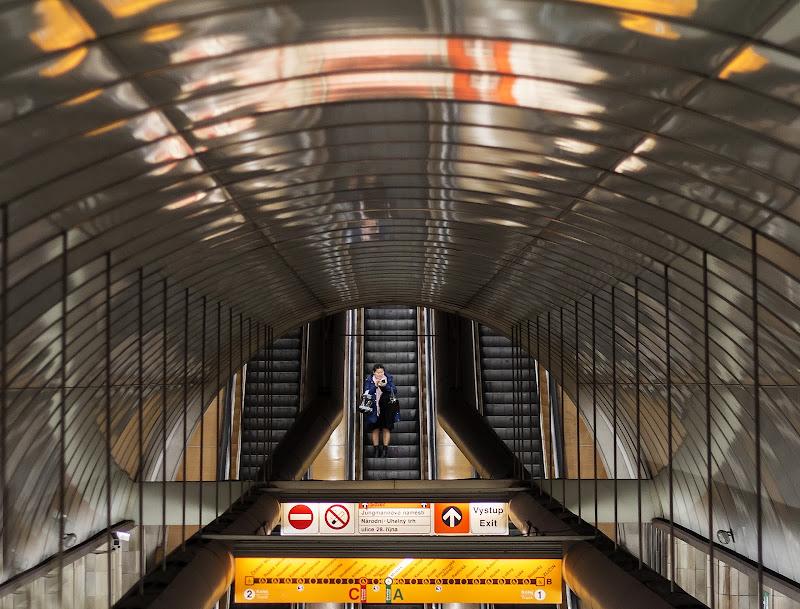 Underground, Praga di Salvatore Massaiu