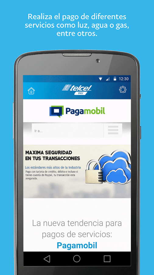 Telcel Pay- screenshot