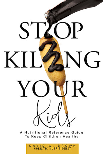 Stop Killing Your Kids cover