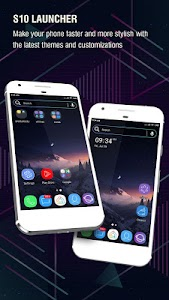 S10 Launcher – Galaxy Launcher - Launcher for S10 1.1.1