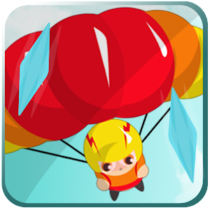 😎 parachute games flying sky
