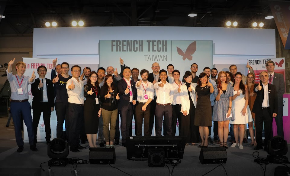 French Tech Taiwan partners