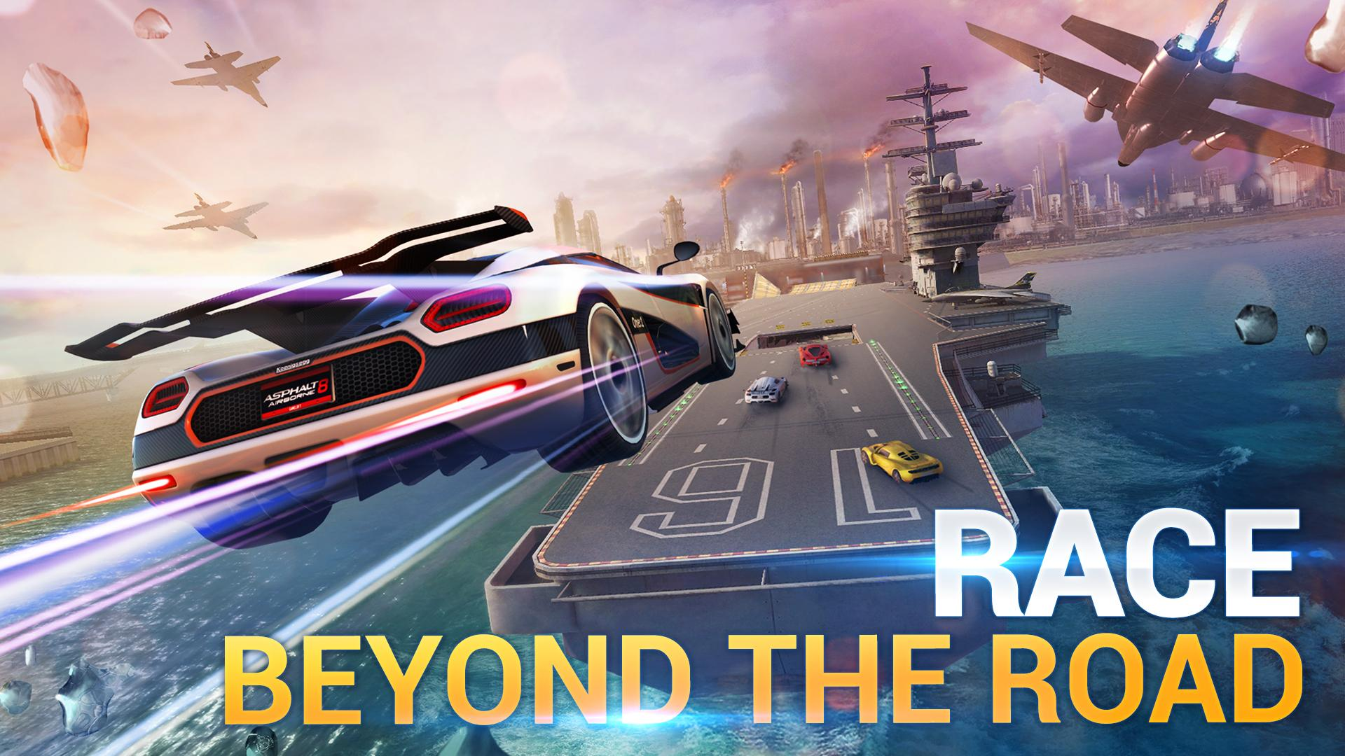 Asphalt 8: Airborne screenshot #9