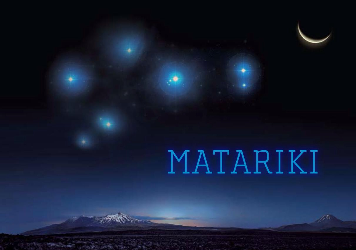 Image result for matariki photo gif
