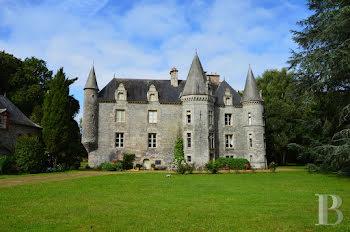 château à Malestroit (56)