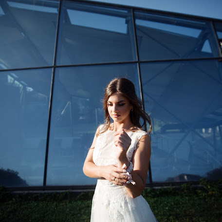 Svatební fotograf Natalya Bodnar (NBodnar). Fotografie z 27.09.2017