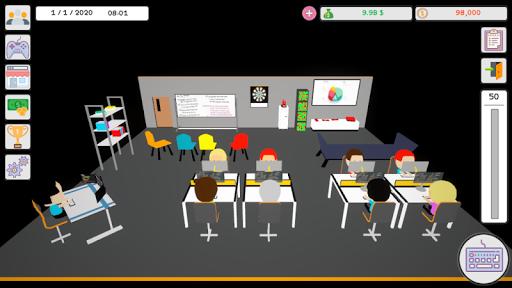 Code Triche Game Dev Tycoon Arcade APK MOD screenshots 2