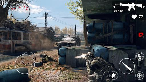 Swat Desert Force : offline shooting games image   2
