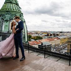 Свадебный фотограф Денис Исаев (Elisej). Фотография от 13.09.2018