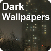 HD Dark Wallpapers and image editor