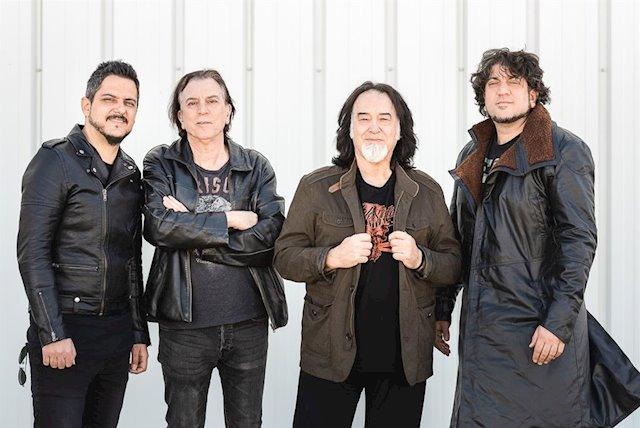 Los Barones, el grupo de exde Barón Rojo.