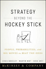 Strategy Beyond the Hockey Stick - People, Probabilities, and Big Moves to Beat the Odds