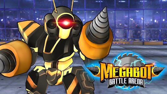 Megabot Battle Arena: Build Fighter Robot Apk Download For Android and Iphone 8