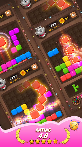 Puzzle Master - Sweet Block Puzzle screenshots 3
