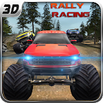 Monster Truck Rally Racing 3D 1.0 Apk