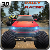 Monster Truck Rally Racing 3D