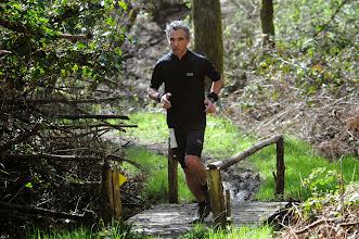 Photo: Course hors stade  22/03/2014  Trail des Trois Chapelles Bains-sur-Oust  15 km