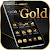 Black Gold Theme Wallpaper file APK for Gaming PC/PS3/PS4 Smart TV
