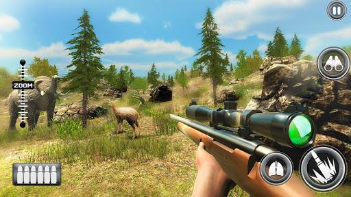Télécharger gratuit Wild Deer Hunter 2020: New Animal Hunting Games APK MOD 1