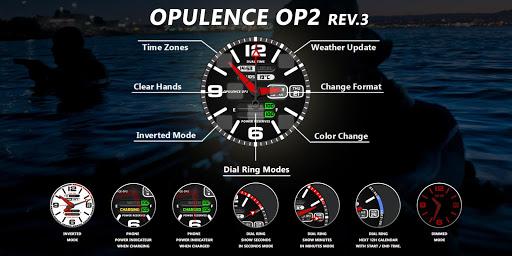 Opulence OP2 Watch Face