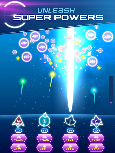 Non-Stop Space Defense - Infinite Aliens Shooter 1.1.0g app download 9