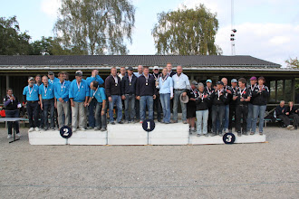 Photo: 1. Division Medaljefoto