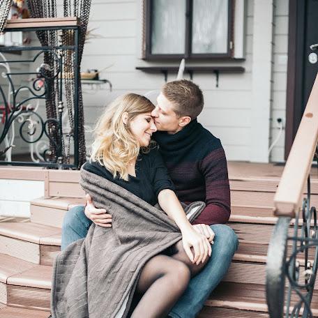 Wedding photographer Anna Mironenko (AnnaMironenko). Photo of 23.11.2017