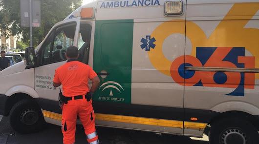 Un muerto y tres heridos tras una colisión frontal entre dos turismos en Cuevas