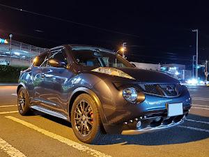 ジューク  16GT FOURのカスタム事例画像 yoshi-gさんの2020年06月21日21:02の投稿