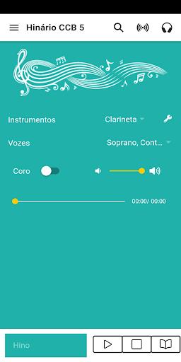 Hinário CCB 5 1.7.3 screenshots 1