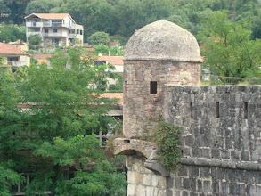 Photo: Kotor - Stare Miasto - mury - Czarnogóra