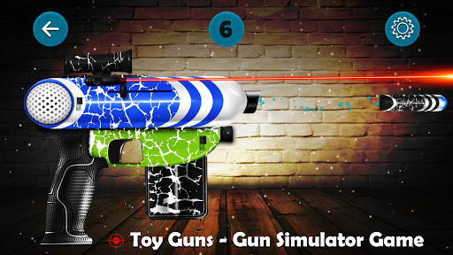 Toy Guns - Gun Simulator Game android2mod screenshots 10