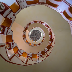 @2 by Bela Paszti - Buildings & Architecture Other Interior ( hungary, uk, bory castle, stairs, videoton, castle, nikon,  )