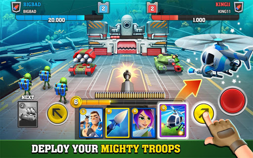 Mighty Battles 1.6.2 screenshots 4