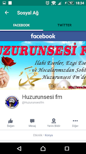 Huzurunsesi- screenshot thumbnail