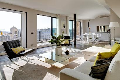 Rue Saint-Martin Serviced Apartment, Opera