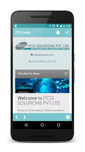 ITCG India- screenshot thumbnail