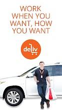 Deliv - Driver Delivery App screenshot thumbnail