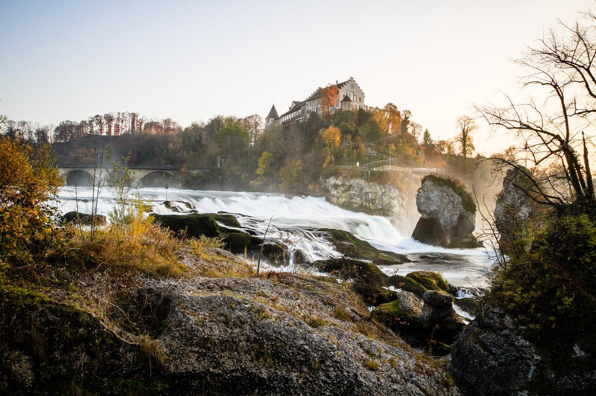 Photo: OlléS-Foto, Rheinfall, Schweiz, Photograph, Landscape, HDR