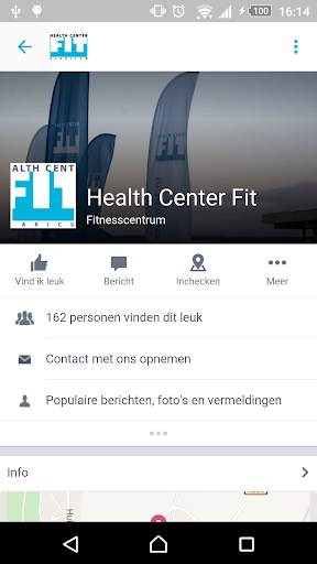 Health Center Fit