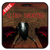 Alien Monster Shooter Game