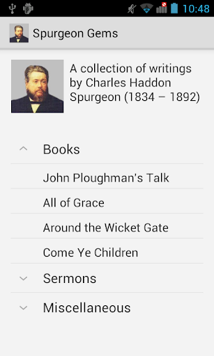 Spurgeon Gems