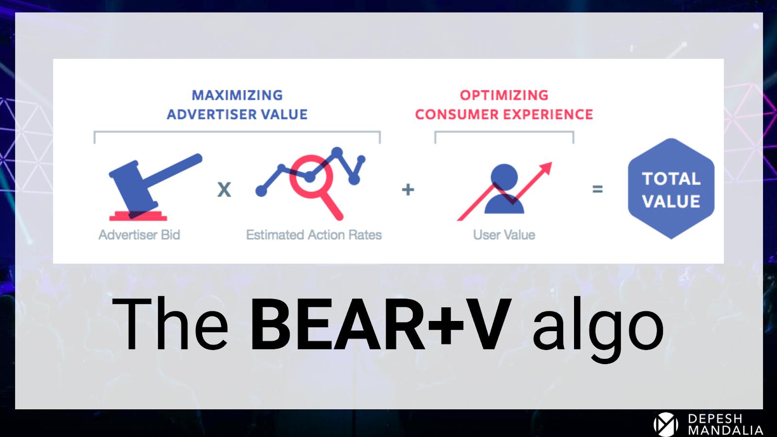 Алгоритм BEAR+V